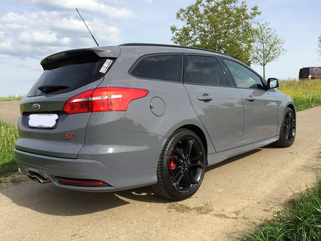 Stealth Grey Owner From Germany Ford Focus St Forum