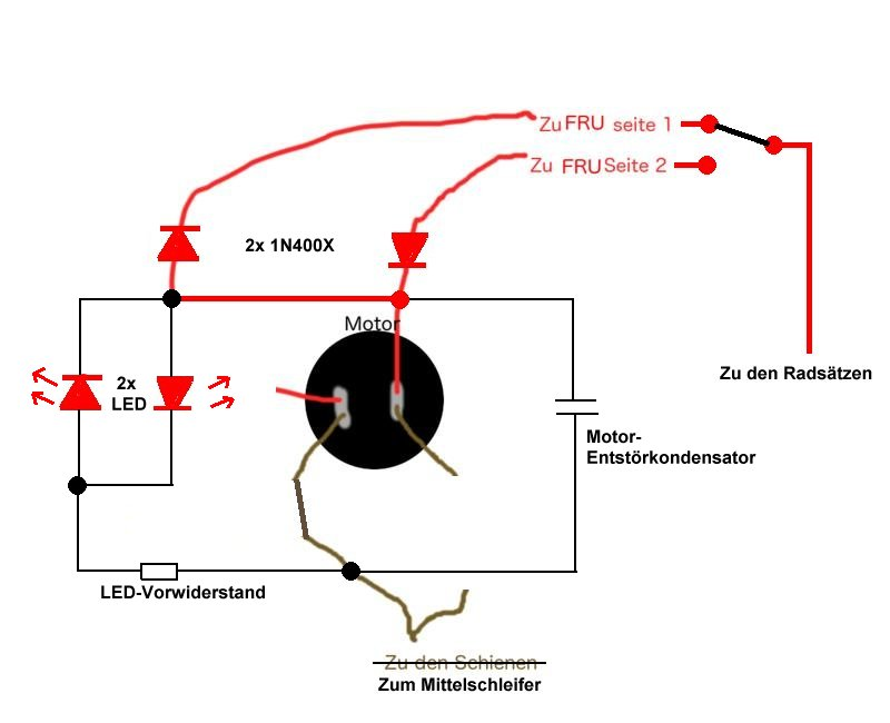 Wunderbar Wechselstrom Schaltplan Fotos - Elektrische Schaltplan ...