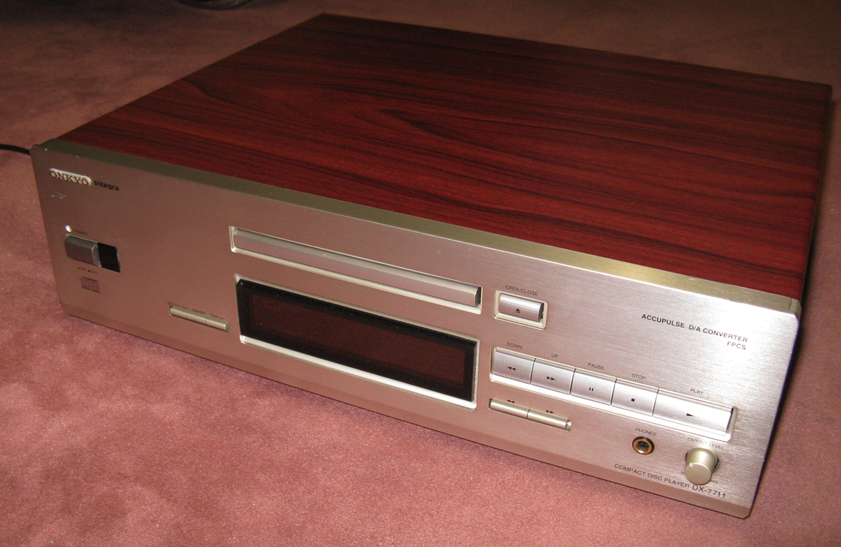 passende cd player zu receivern aus pr cd ra. Black Bedroom Furniture Sets. Home Design Ideas