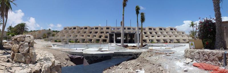 Hotel Monica Beach Fuerteventura Renovierung