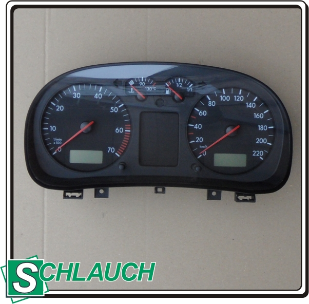 tacho kombiinstrument tachometer cluster vw golf 4 1j1. Black Bedroom Furniture Sets. Home Design Ideas