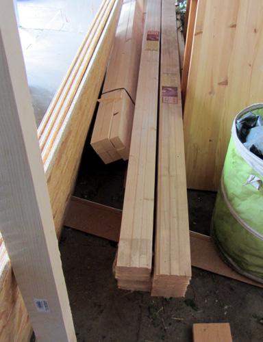 baudoku das gehege f r die dw entsteht kaninchen. Black Bedroom Furniture Sets. Home Design Ideas