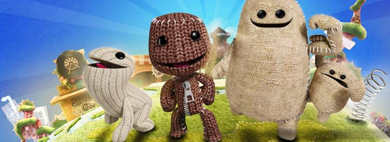 Little Big Planet Actionfiguren