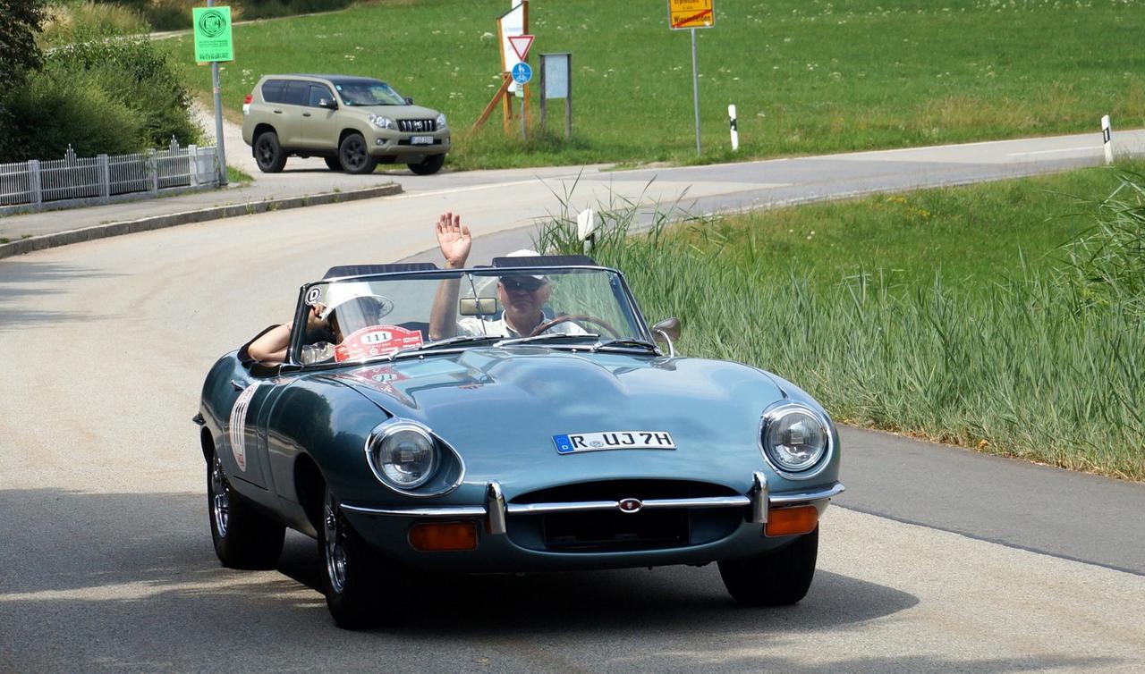 Oldtimer Rallye Regensburg