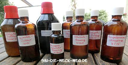 Heilkräutersalben-Grundstock