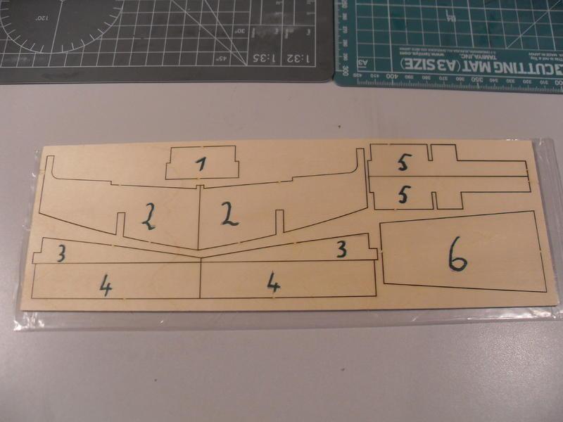 Offizielles Bautagebuch zur Yamato Lieferung 3 - Offizielles ...