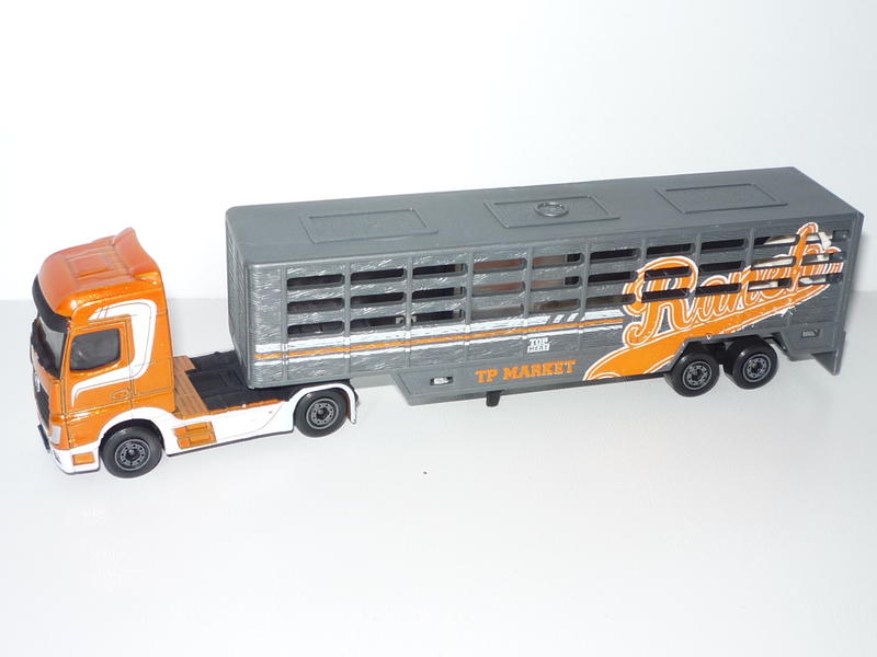 N°614B Mercedes Actros Animal Transport 22673864if