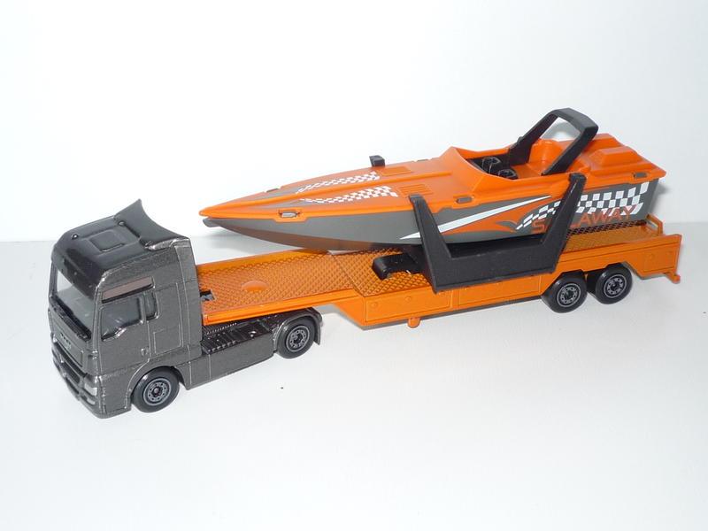 N°613 MAN TGA Boat Transport 22673865eo