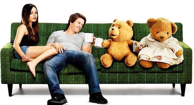 Ted 2 Plüschfigur
