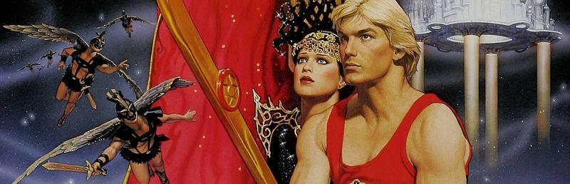 Flash Gordon Actionfiguren