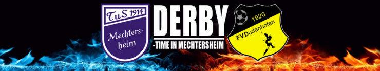 TuS Mechtersheim - FV Dudenhofen