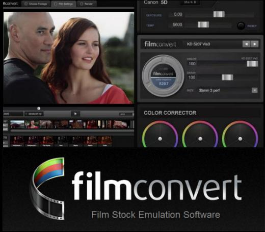 FilmConvert Pro V2.35 for After Effects, Premiere Pro