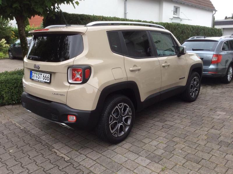 Waving from Germany | ToasterJeep - Jeep Renegade Forum