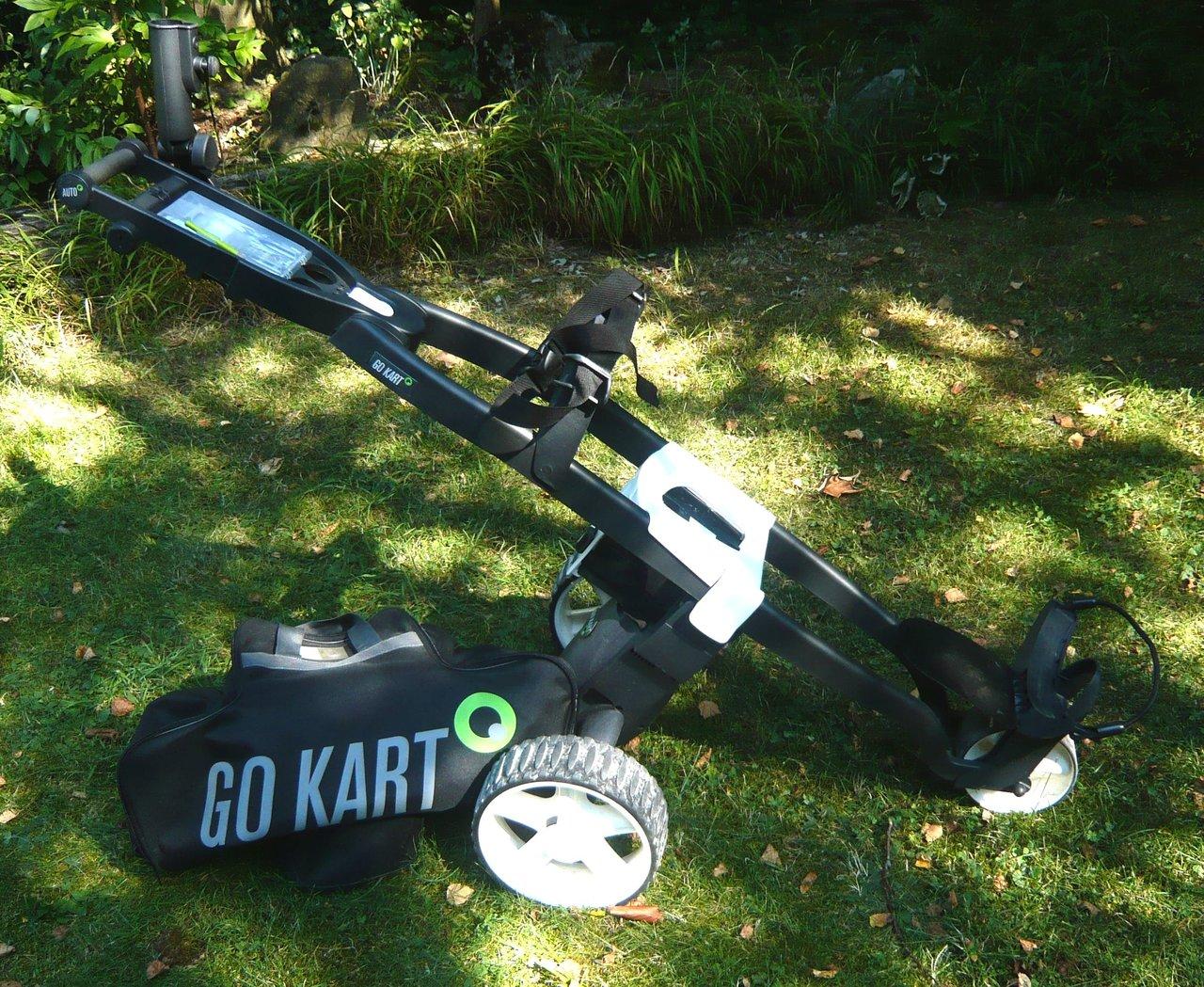 gokart automatic golf elektrotrolley caddy golfwagen. Black Bedroom Furniture Sets. Home Design Ideas