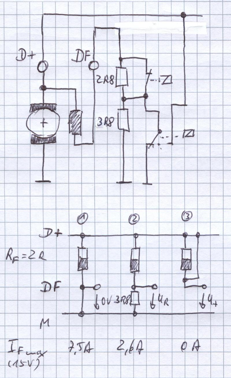 Fantastisch 24v Lichtmaschine Schaltplan Galerie - Elektrische ...