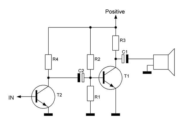 Hilfe! » Altes Transistorradio Schaltplan gesucht