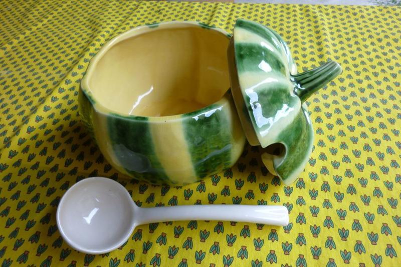 bowl voor vruchtensalade