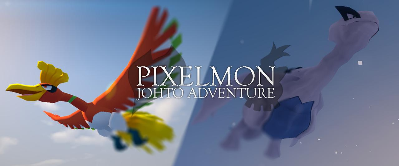 Explore Johto once again! Our adventure map will make it possible! Coming 2016
