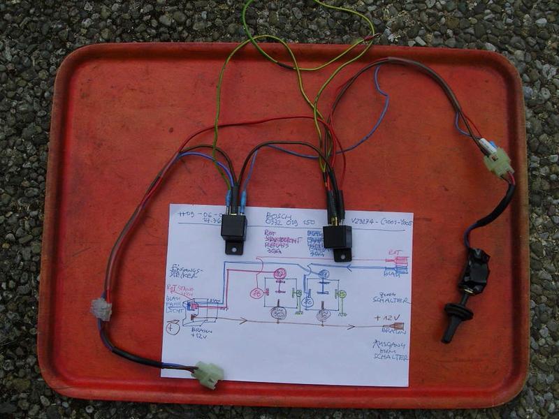 verstärkter Lichtschalter für TD5 [Archiv] - blacklandy