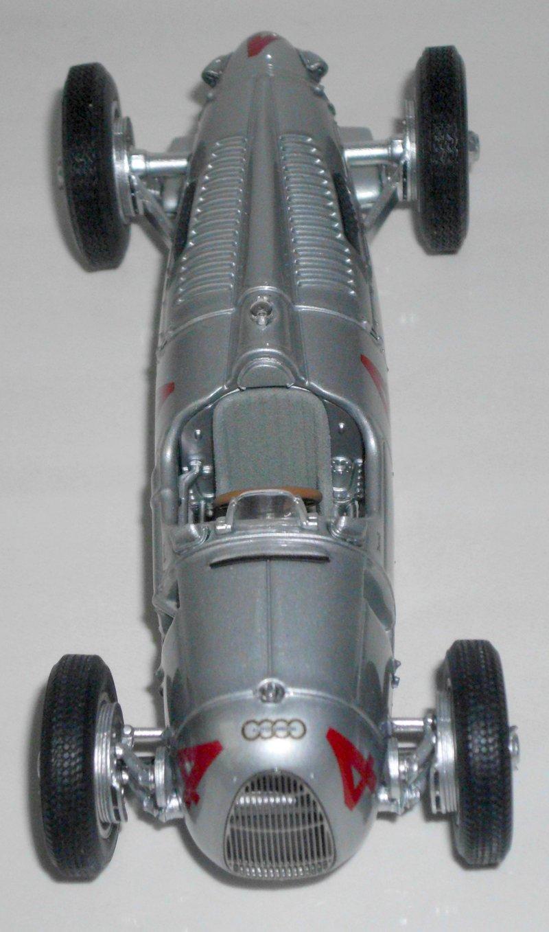 eifelrennen 1936 1:18 Minichamps Auto Union Tipo C Bernd Rosemeyer int