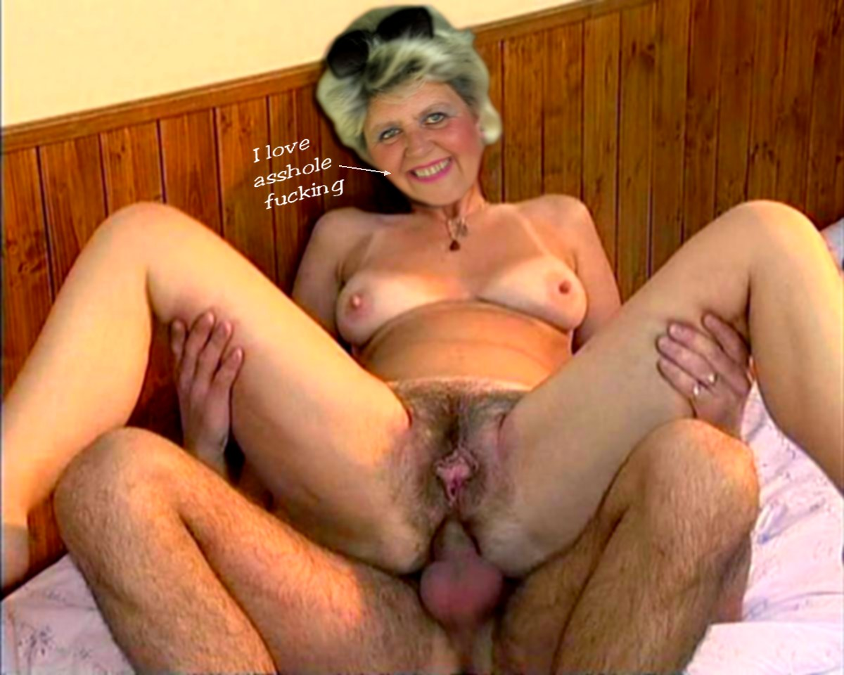old granny anal sex photo № 99819