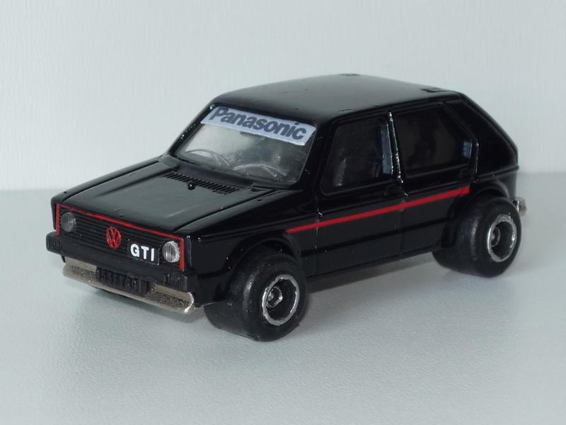 VW Golf 1 GTi 23071586ty