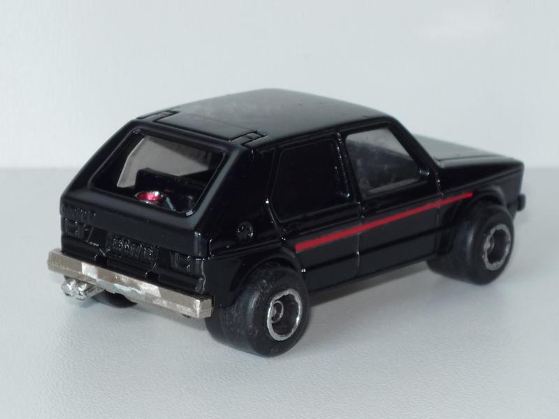 VW Golf 1 GTi 23071587nv