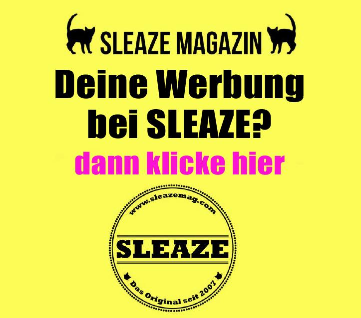 Werbung SLEAZE