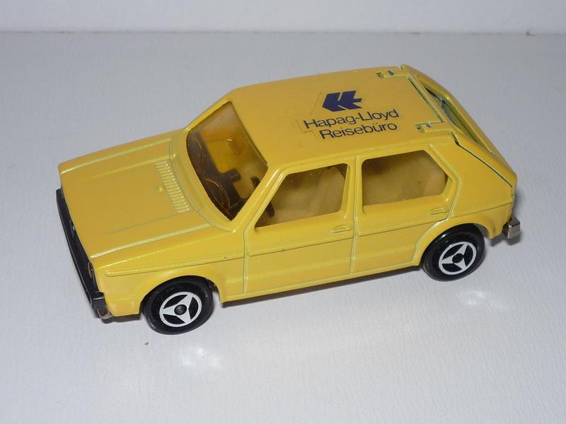 N°210 Volkswagen Golf I 23139209wb