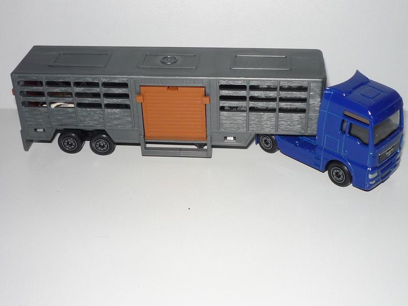 N°614A MAN TGX Animal Transport 23256640nr