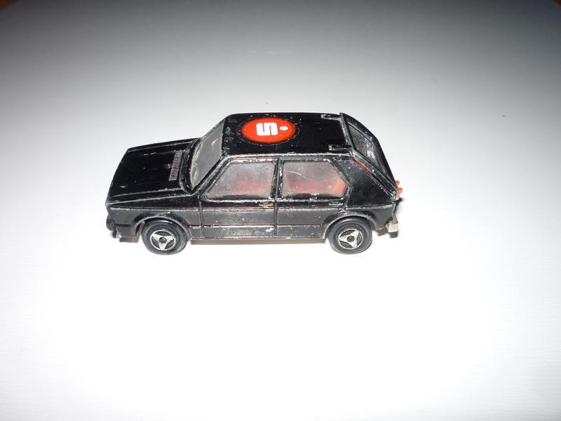 N°210 Volkswagen Golf I 23291695hl