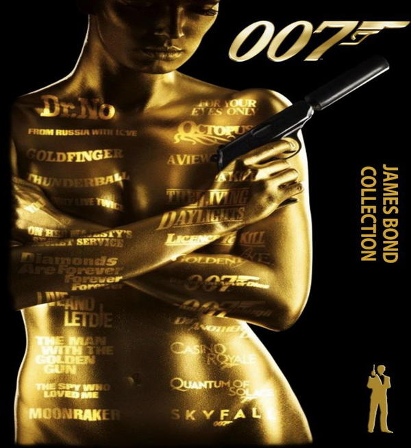 Bond   James Bond - The Theme Songs (up to 2015! and more