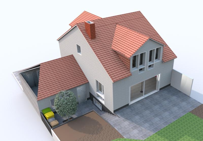Sweet Home 3d Fußboden Erstellen ~ Sweet home d forum view thread garagendach mit schrägen