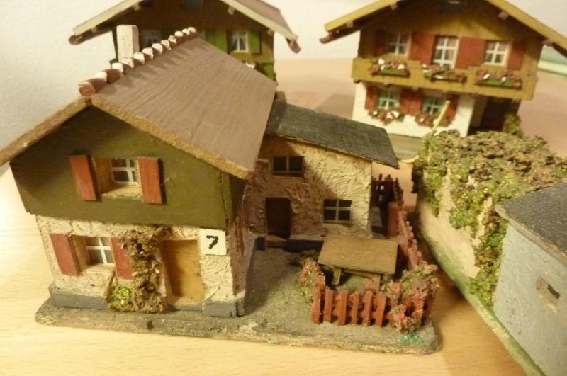 Holzhäuser eigenbau bausatz oder welcher hersteller graubele
