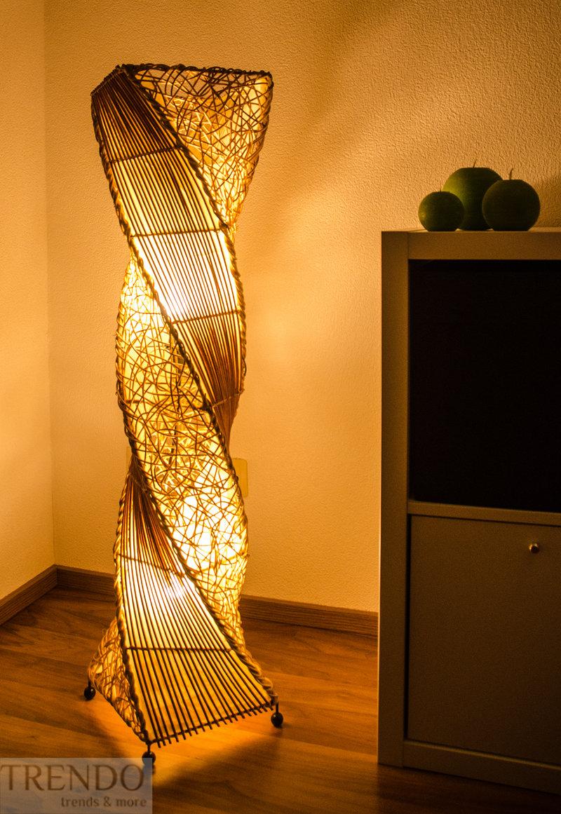 design stehlampe lasoga bali asia afrika stehleuchte led orient lampe leuchte ebay. Black Bedroom Furniture Sets. Home Design Ideas