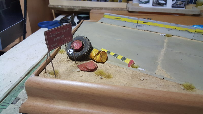 """Diorama 1:35 """"Spz Marder beim Beobachtungshalt"""" 23482643lc"""