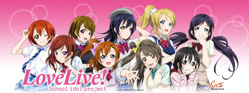 Love Live! Actionfiguren