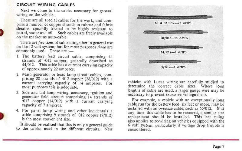 Kabelquerschnitte und -Arten [Archiv] - blacklandy