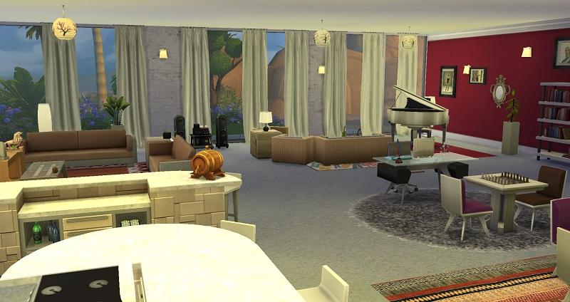 Häuservorstellung: Sammelthread: Eure sim(m)lischen Immobilien ...
