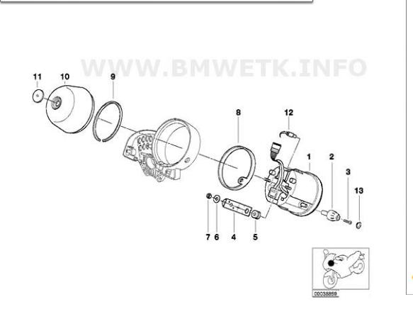 Bmw K100 Tacho Schaltplan