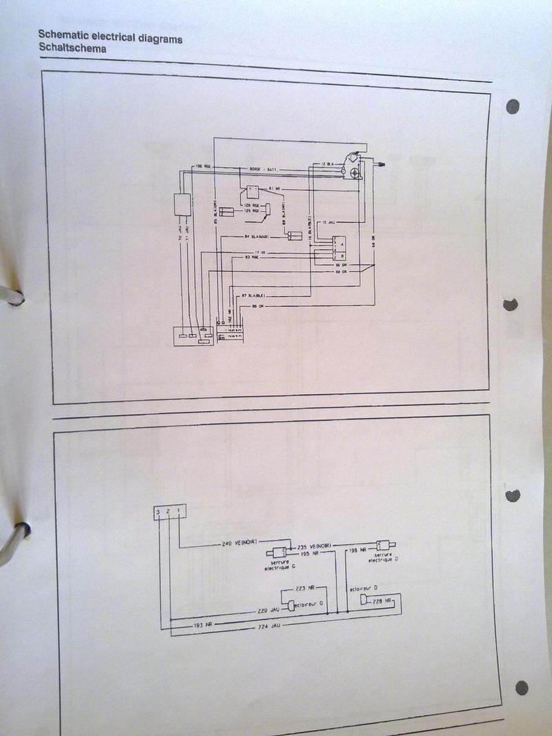 Nett Schaltplan Des Toyota Gabelstapler Wechselstromgenerators ...
