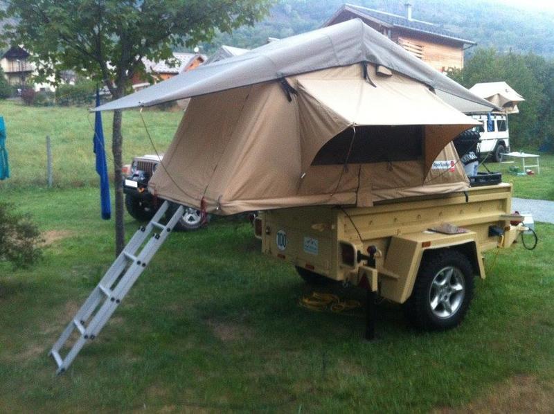 das offroad forum verkaufe offroad camping anh nger umbau. Black Bedroom Furniture Sets. Home Design Ideas