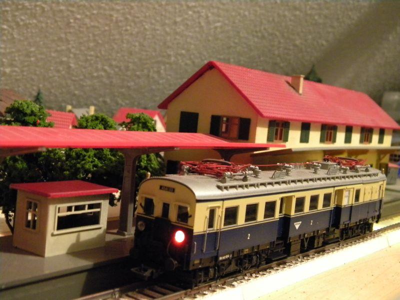 Transportable Kleinbahn-Nostalgieanlage 23839007ax