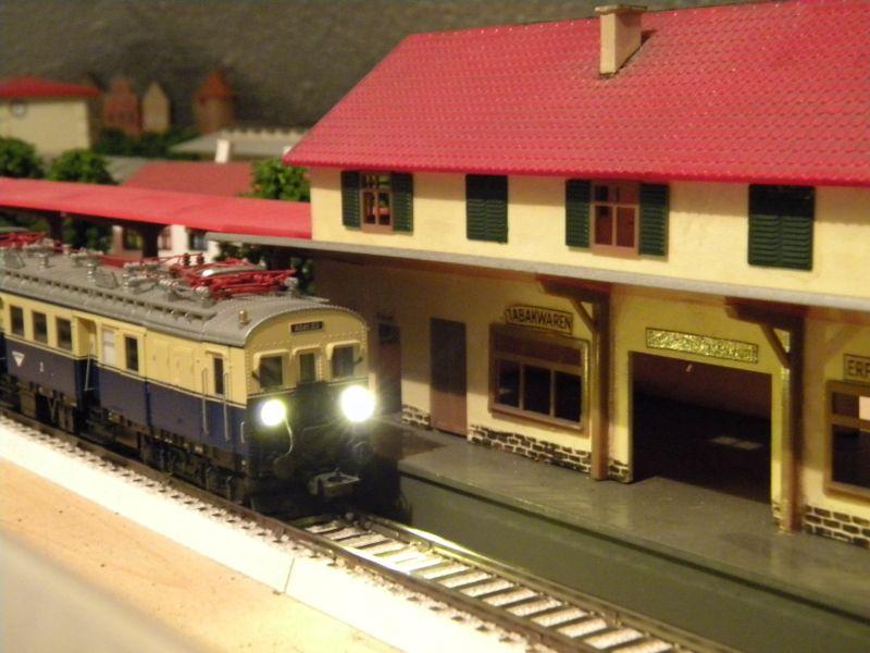 Transportable Kleinbahn-Nostalgieanlage 23839011vc