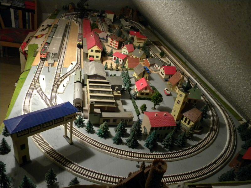 Transportable Kleinbahn-Nostalgieanlage 23841158fo