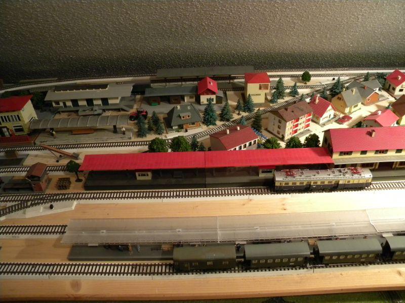 Transportable Kleinbahn-Nostalgieanlage 23841160sm