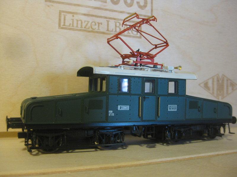 Gleichstromlokomotiven der Linzer Lokalbahn von Limitbahn 23843627hc