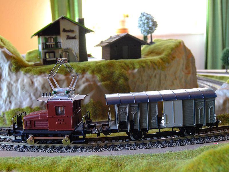 Gleichstromlokomotiven der Linzer Lokalbahn von Limitbahn 23852326sb