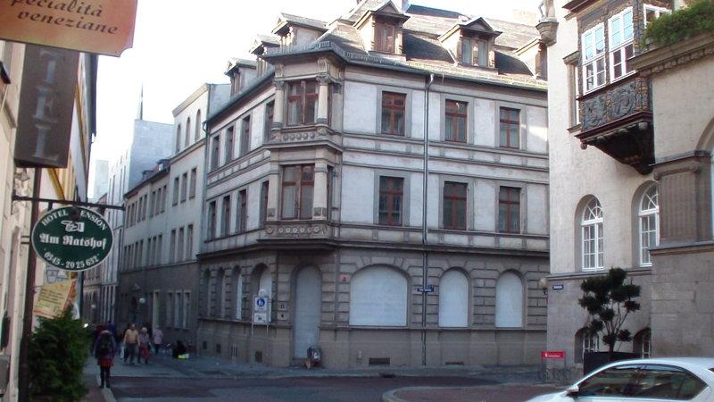 Rathausstraße Halle
