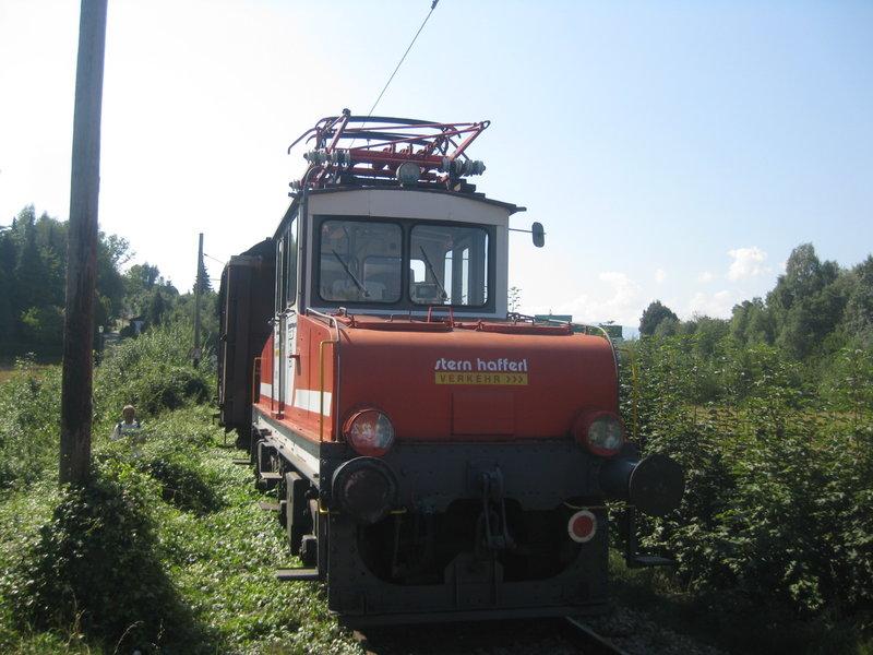 Gleichstromlokomotiven der Linzer Lokalbahn von Limitbahn 23886612fj